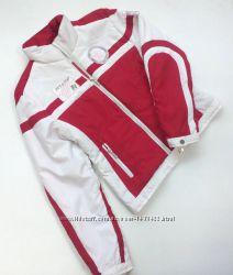 Куртка осенняя для девочки спортивная
