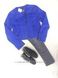 куртка ветровка стильная для девочки, нарядная качество Германия модная