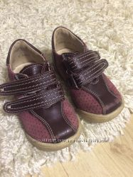 Кожаные туфли Берегиня