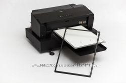 Текстильный принтер DTG Junior Планшетный принтер