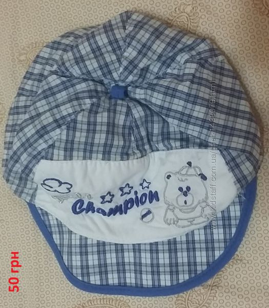 Детские шапки кепки от 0 до 2 лет