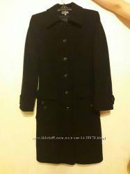 Женское пальто р48 черное