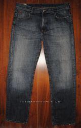 Оригинальные джинсы Lee Cooper пот. 47см состояние идеальное