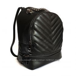 Кожаный рюкзачок, маленький, Италия, чёрный, 1550 грн. Рюкзаки ... 37eac2f51a5