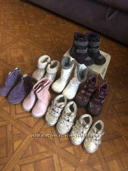 Обувь детская сапожки