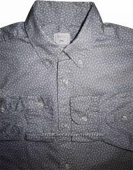 Мужская рубашка в узорчик Gap SP M