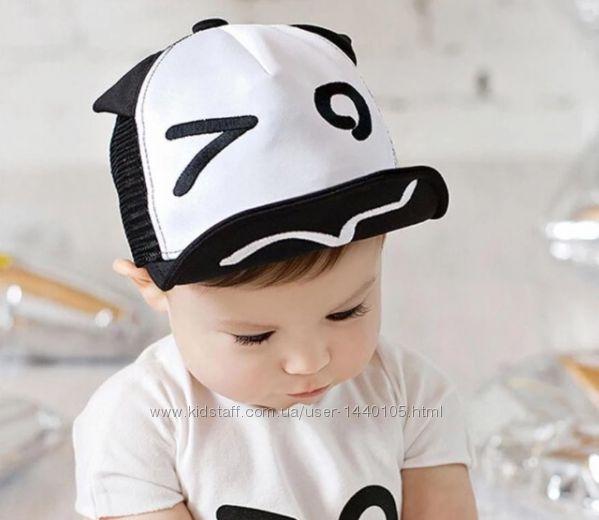 Детская кепка бейсболка кепки бейсболки на ог до 48 см