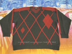 Мужской тёплый свитер размер 2xl