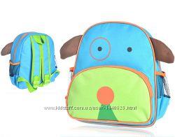 Skip hop zoo pack детский рюкзак собачка бойцовский клуб превышение веса рюкзака