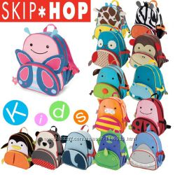 Детские рюкзаки SKIP HOP, оригинал Zoo Collection