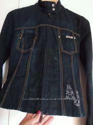 Стильная куртка-пиджак 44-46