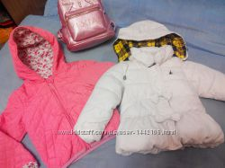продам фирменные курточки на девочку