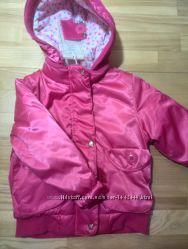 Осення демисезонная куртка для девочки