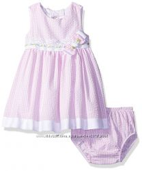 изящное нарядное платье Rare Aditions на девочку 2 года