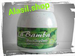скраб с мятой для лица и тела BOBANA, 300 ml, Египет
