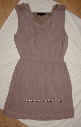 Платье AMISU 38 размер в отличном состоянии