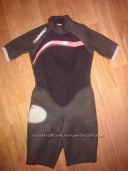 Гидрокостюм, неопреновый костюм 3мм Tribord 8 размер 7-9 лет