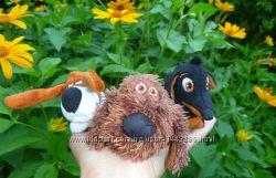 Дюк Батя Бадди Секреты домашних животных игрушки из макдональдс