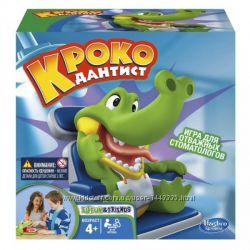 Настольная игра Hasbro Крокодильчик Дантист B0408