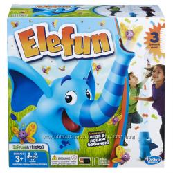 Развлекательная игра Hasbro Слоник Элефан B7714