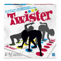 Настольная игра Hasbro Обновленная версия Твистер 98831