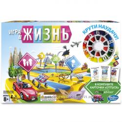Настольная игра Hasbro Игра в жизнь C0161