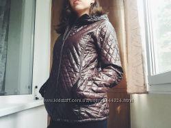 Отличная стеганая куртка