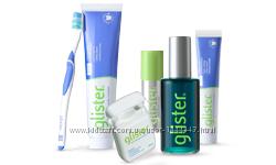 Уход за полостью рта зубная щетка, освижатель, зубная нить, паста GLISTER
