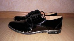 H&m туфли 39р по ст 25. 5 см еколак Ветнам в супер состояние            Prev