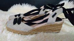 Gaino for cara нові босоніжки еспадрільї 36 р по ст 23. 5см