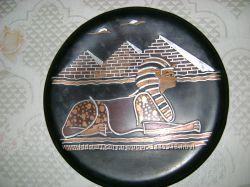 Чеканка медь египет