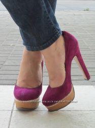 Кожаные туфли Mascotte