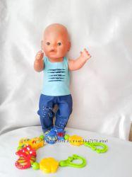 одежда для кукол беби борн, хуан антонио , беринджер , беби анабель