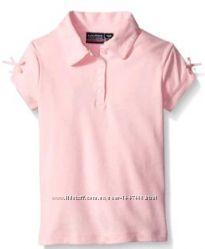 Nautica футболки поло для девочек в ассортименте США на 4 и 5 лет