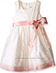 Выходное ажурное платье Rare Editions США 5 и 6 лет