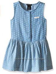 Calvin Klein Кельвин Кляйн джинсовое платье США 5 и 6 лет
