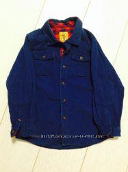 Рубашка WAIKIKI, вельвет , 92-98 см