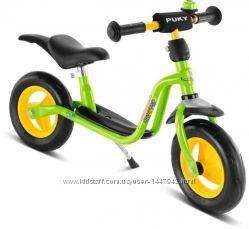 Беспедальный велосипед беговел Puky LR M PLUS