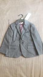 Пиджак новий мальчик 3-4 года F&F