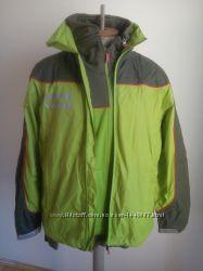 мужчиний дві куртка осінь-весна розмір-56-60