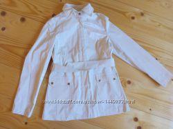 Тренчкот блискивка  жіноча плащи и куртки розмір-38