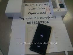 Xiaomi Note 4X 3Gb16Gb