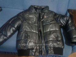 Куртка зимняя на мальчика 12-13 лет