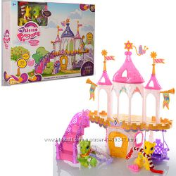 Набор Замок для Пони с аксессуарами 6628А-6