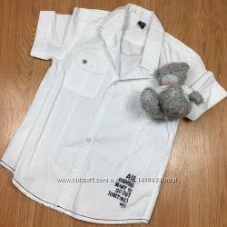 Хлопковая рубашечка122 cm