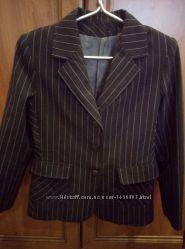 Школьный пиджак для девочки 140-146р