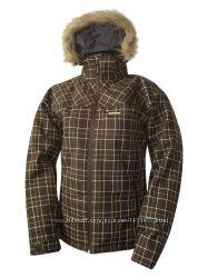 Куртка зимняя женская термо лыжная  теплая размер 40 l
