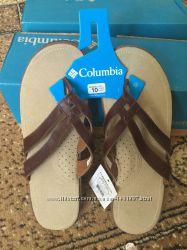 Шлёпанцы Columbia 41 размер, кожаные