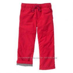 Штаны брюки на трикотажной подкладке Gymboree