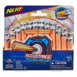 Nerf N-Strike Elite AccuStrike 24-Dart Refill патроны Нерф Оригинал